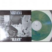Nirvana: Bleach (Green) - Plak
