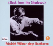 Friedrich Wührer: Beethoven: Piano Con.,  Triple Con., Piano Sonatas - CD