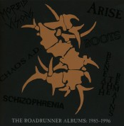 Sepultura: The Roadrunner Albums 1985-1996 - CD