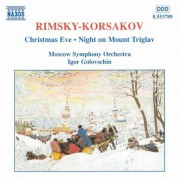 Rimsky-Korsakov: Christmas Eve / Night On Mount Triglav - CD