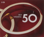 Çeşitli Sanatçılar: 50 Best Wedding - CD