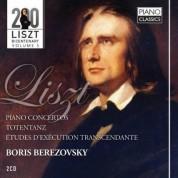 Boris Berezovsky: Piano Concerto No.1 in E flat major & Études d'exécution transcendante - CD