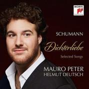 Mauro Peter, Helmut Deutsch: Schumann: Dichterliebe (Selected Songs) - CD