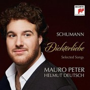 Mauro Peter, Helmut Deutsch: Schumann: Dichterliebe (Selected Songs) - CD