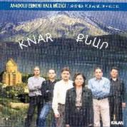 Knar: Anadolu Ermeni Halk Müziği - CD