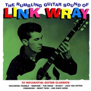 Link Wray: The Rumbling Guitar Sound Of - Plak