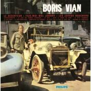 Boris Vian: Le Deserteur - Plak