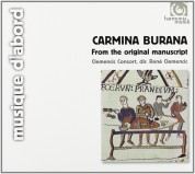 Clemencic Consort, René Clemencic: Carmina Burana - CD