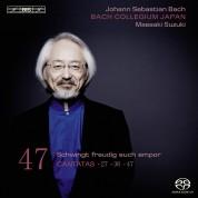 Bach Collegium Japan, Masaaki Suzuki: J.S. Bach: Cantatas, Vol. 47 - SACD