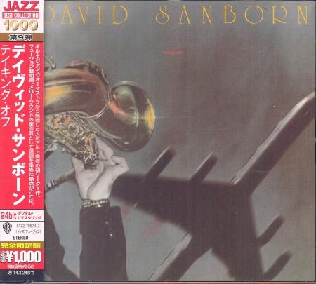 David Sanborn: Taking Off - CD
