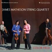 Color Field: Matheson: String Quartet - Plak