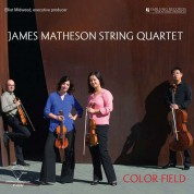 Color Field: Matheson: String Quartet - Plak