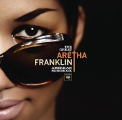 Aretha Franklin: The Great American Songbook - CD