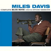 Miles Davis: Complete Blue Note Recordings + 8 Bonus Tracks - CD
