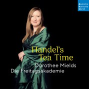 Dorothee Mields: Handel's Tea Time - CD