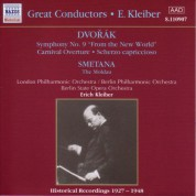 Dvorak: Symphony No. 9  / Smetana: Moldau (Kleiber) (1927-1948) - CD
