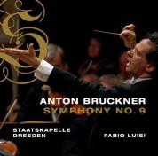 Fabio Luisi, Staatskapelle Dresden: Bruckner: Symphony No. 9 - CD