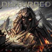 Disturbed: Immortalized (Deluxe VersioN) - CD