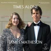 Laura Strickling, Thomas Sauer: Matheson:  Time Alone - Plak