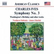Ives: Symphony No. 3 / Washington's Birthday - CD