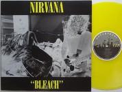 Nirvana: Bleach (Yellow) - Plak