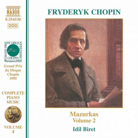 İdil Biret: Chopin: Mazurkas, Vol. 2 - CD