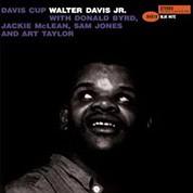 Walter Davis Jr.: Davis Cup (45rpm-edition) - Plak
