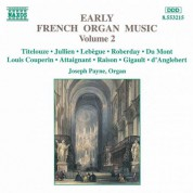 Early French Organ Music, Vol.  2 - CD