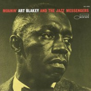 Art Blakey, The Jazz Messengers: Moanin' - Plak