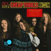 Big Brother And The Holding Company, Janis Joplin: Sex, Dope & Cheap Thrills - Plak
