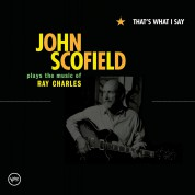 John Scofield: That's What I Say - CD