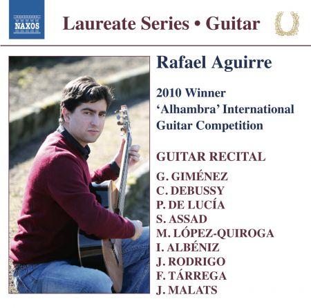 Rafael Aguirre: Guitar Recital - CD