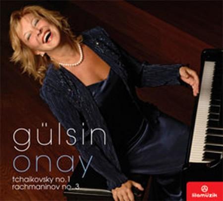 Gülsin Onay, Slovak Philharmonic Orchestra: Tchaikovsky, Rachmaninov: Piano Concerto No. 1, Piano Concerto No. 3 - CD