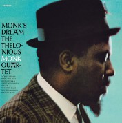 Thelonious Monk Quartet - Monk's Dream + 1 Bonus Track - Limited Edition in Transparent Purple Colored Vinyl. - Plak