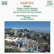 Debussy: Images / Le Martyre De Saint Sebastien - CD