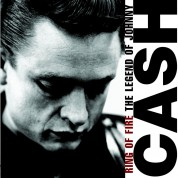 Johnny Cash: Ring Of Fire:The Legend Of Johnny - CD