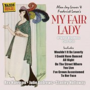 Julie Andrews: Loewe, F.: My Fair Lady (Original Broadway Cast) (1956) - CD