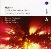 Brigitte Fassbaender, Thomas Moser, Cyprien Katsaris: Mahler: Das Lied Von Der Erde - Composers Piano Version - CD