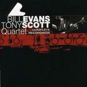 Bill Evans, Tony Scott: Complete Recordings - CD