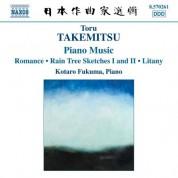 Kotaro Fukuma: Takemitsu: Piano Music - CD