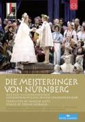 Monika Bohinec, Anna Gabler, Roberto Saccà, Peter Sonn, Wiener Philharmoniker, Daniele Gatti: Wagner: Die Meistersinger von Nürnberg - DVD