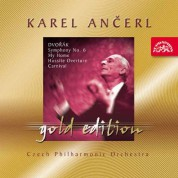 Czech Philharmonic Orchestra, Karel Ancerl: Dvorak: Symphony No.6 - CD