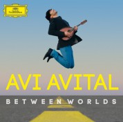 Avi Avital, Catrin Finch, Giora Feidmann, Richard Galliano: Avi Avital - Between Worlds - CD