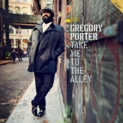 Gregory Porter: Take Me To The Alley (CD + DVD) - CD