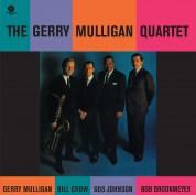 Gerry Mulligan: The Gerry Mulligan Quartet (feat Bob Brookmeyer, Bill Crow, Gus Johnson) - Plak