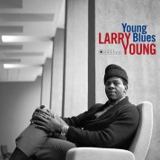 Larry Young: Young Blues + 2 Bonus Tracks! (Images By Iconic Photographer Francis Wolff) - Plak