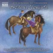 Çeşitli Sanatçılar: Bröderna Lejonhjärta - musikalen (Astrid Lindgren) - CD