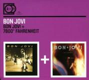 Bon Jovi / 7800° Fahrenheit - CD