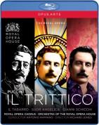Puccini: Il Trittico - BluRay