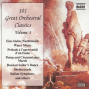 101 Great Orchestral Classics, Vol.  3 - CD